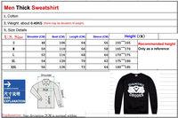 сорняки графика толстые Толстовки для мужчин/черный красный серый / футболка /casual o шея осень-зима торговой марки одежды с длинным рукавом