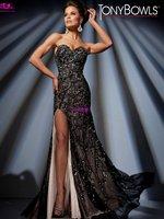Платье на студенческий бал Love  PDT-tbc008