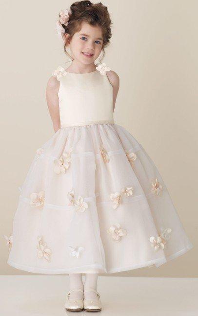 Pretty Flower Girl Dress