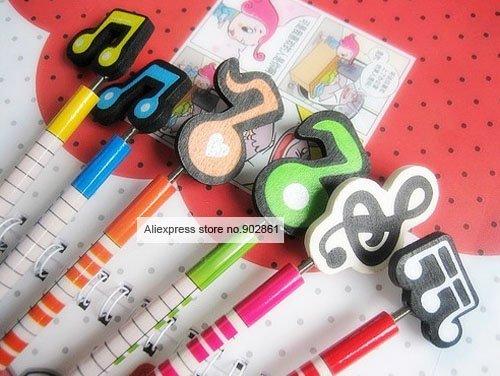 cartoon music note. Music note cute design,
