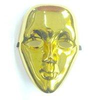 Маска для вечеринок NEW Gold Jabbawockeez Mask Masquerade Party Mask