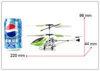 Детский вертолет на радиоуправление SH 7,5 3ch RC 6020 RTF