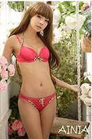 Комплект нижнего белья EXTRA GIFT FOR YOU Women AB Cup Bra Set Girls Underwear Women Set Bra Suit Hot Selling Fashion Bra Set