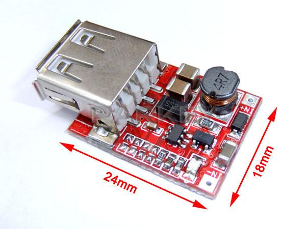 Повышающий модуль с 37 до 5 вольт своими руками 30