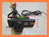 Охранная система Wireless SONY CCD Car Rear View Reverse Mirror Image CAMERA for Citroen C4/C5/C-Triomphe/C-Quatre, Peugeot 307/307CC/308CC/1007