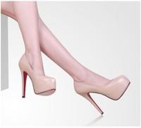 Туфли на высоком каблуке 34/42 P0158