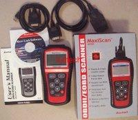 Оборудование для диагностики авто и мото OBDII EOBD CODE SCANNER MAXISCAN MS509