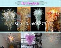 Люстра 100% Hand Blown Glass Light as Hotel Decorative Light-LR043