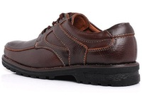 Newest, Men's genuine leather casual, Business, England, single shoes