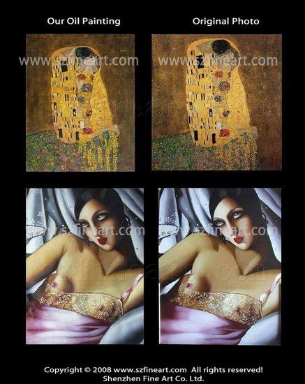 Best Seller Modern Canvas Oil Painting for European Taste