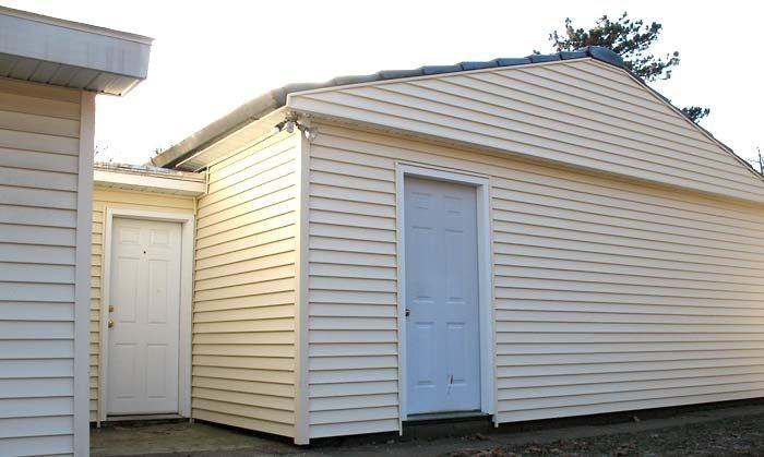 Cheap pvc exterior wall cladding