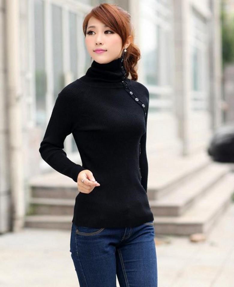 вязаный свитер женский 2015 доставка