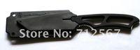 Sentinel нож, выживание кемпинг открытый карманные ножи abs ножны
