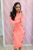 Женское платье Bandage Dress FEELINGIRL 5597