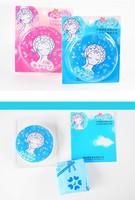 Шапочка для душа Japanese cartoon thick waterproof shower cap shower cap