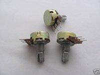 Потенциометр B50K 15 s 10 B50-1-15