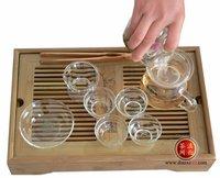 Чашки и Блюдца Glass Public cup *300ml