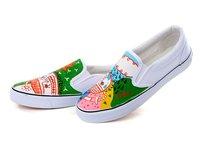 Женские кеды Fashion comfortable women leisure classic canvas shoes