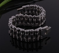 Браслет из нержавеющей стали Bike Chain Bracelet Stainless Steel/Mens Bracelet-Top sale
