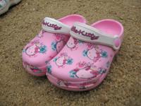 Кроксы для девочек NO.0791 Girl Garden Shoes, EVA Shoes Вискоза