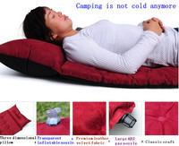 надувные палатки подушки открытый утолщение кемпинг оборудование площадку один пляж кемпинг палатка НПД мат Надувная кровать надувной матрас