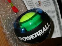 Wrist Exercise Massage Power Ball Great for Gift Spins up to 13000 RPMS Great for gift