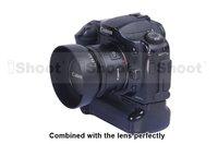 High Quality-- SLR Digital Camera Lens Hood ES-62 For Canon EF 50/1.8 II