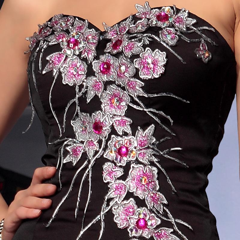 Аппликации на платье своими руками фото 826