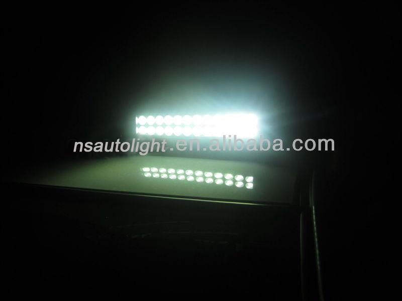 """72w Light bar LED Cree chips spot 13.5"""" off road fog driving 4x4 SUV roof bar UTV ATV xp 12V 24V led working light bars"""