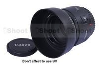 Бленд для фотокамеры High Quality- SLR Digital Camera Lens Hood ES-62 For Canon EF 50/1.8 II