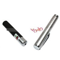 лазерная указка 70mW 532nm Half Steel Mid-Open Green Laser Pointer Pen-E00176