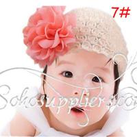 Детский аксессуар для волос Baby floral headband 1 ts/0146 TS-0133