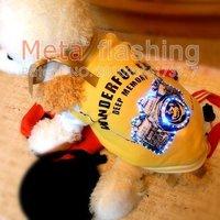META flashing-world only  LED promotion dog clothes,dog clothing, dog Hoodie Dog Coat Jacket
