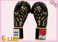 Free shipping, imitation leather fist weapons training, boxing gloves, sandbags gloves sanda gloves