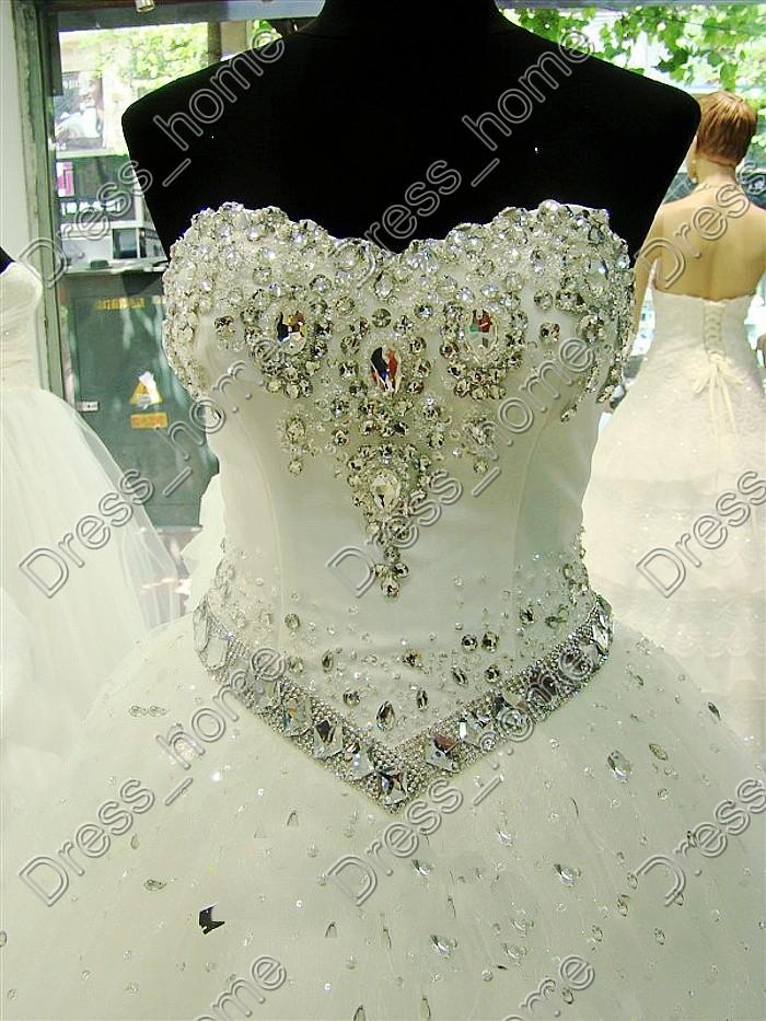 Как украсить свадебное платье бисером своими руками