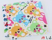 60PCS/Лот 25 * 25 см kids платок хлопок 100% детей мультфильм дизайн носовой платок, дети мультфильм носовой платок