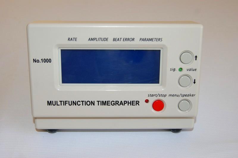 Оптовая продажа механические часы времени машина многофункциональный Timegrapher номер 1000 для часовщиков и часы любителей