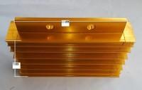 Aluminum Oil cooler radiator cooling ATV dirt bike xr70 CRF70 CRF50 125CC 150cc