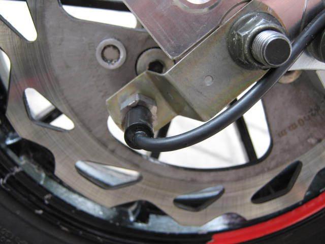 14x1000rpm Digital Motorcycle Tachometer Speedometer