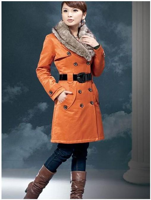 Женская Зимняя Одежда Пальто