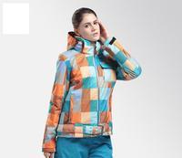 Женская куртка для лыжного спорта jacket_HF017