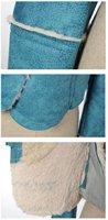 Женская одежда из кожи и замши  Co003