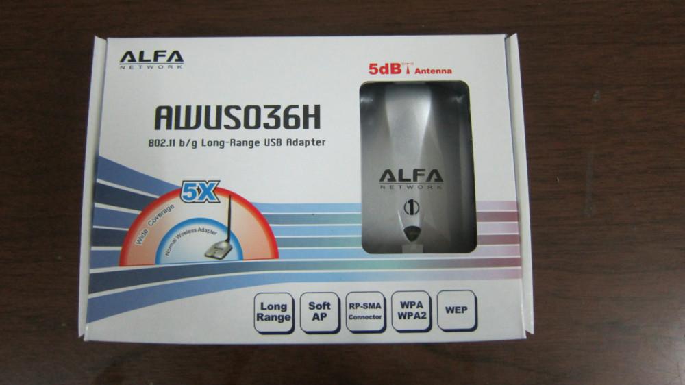 Alfa awush (RTLL) win 7 64 bit driver. - Windows 7 Help Forums