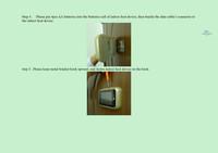 Дверной звонок OEM 3,5/tft 3.5inch door viewer
