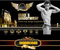 Трусы 2012 gauze sexy male briefs male panties transparent u male panties m10-2