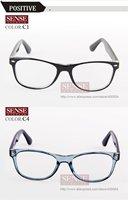 Аксессуар для очков Holiday Sale Fashion Eyewear Frame glasses Candy Colors Eyewear Big Glasses Optical Frame High Quality For Women Men