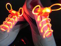 Неоновые шнурки для обуви !