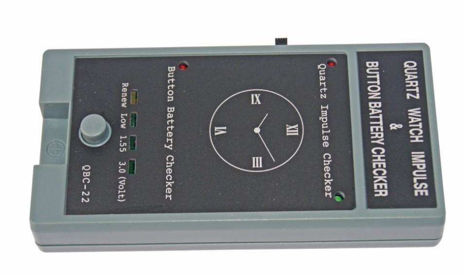 Бесплатная доставка кварцевые часы импульс и питания проверка тестер аккумулятора часы инструменты