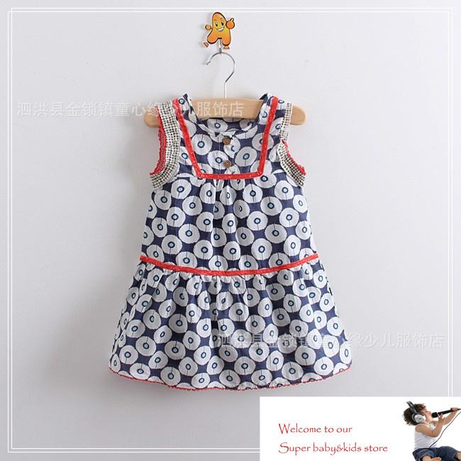 Patrones de vestidos de niña de verano - Imagui