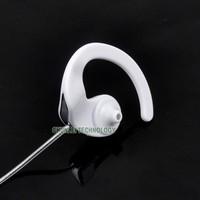 Рация White 2 Pin For Kenwood BAOFENG Two Way Radio Walkie Talkie Headset/Earpiece/Earphone